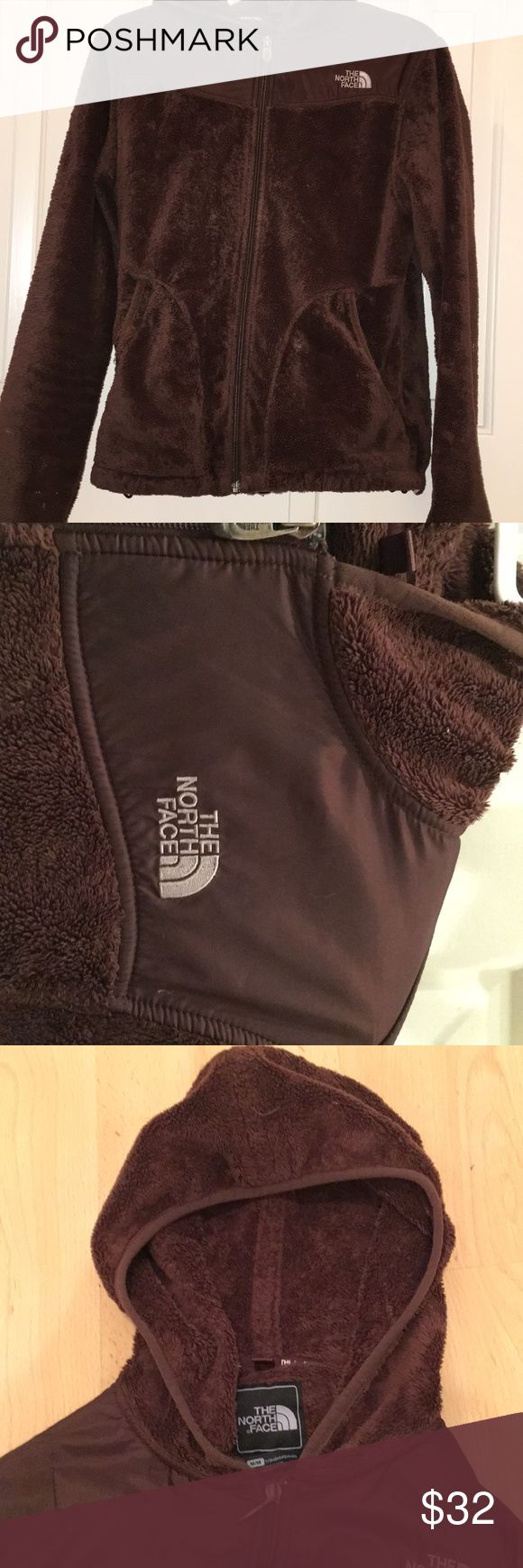 THE NORTH FACE Brown Zip Up Jacked Medium. THE NORTH FACE Brown Zip Up Jacked Medium. Brand New Condition! The North Face Jackets & Coats
