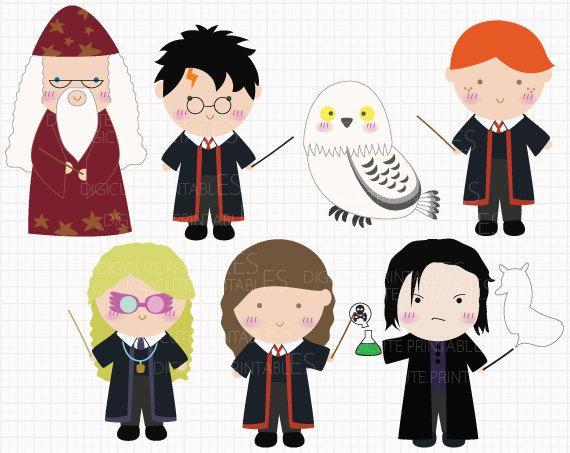 The 25+ Best Harry Potter Clip Art Ideas On Pinterest