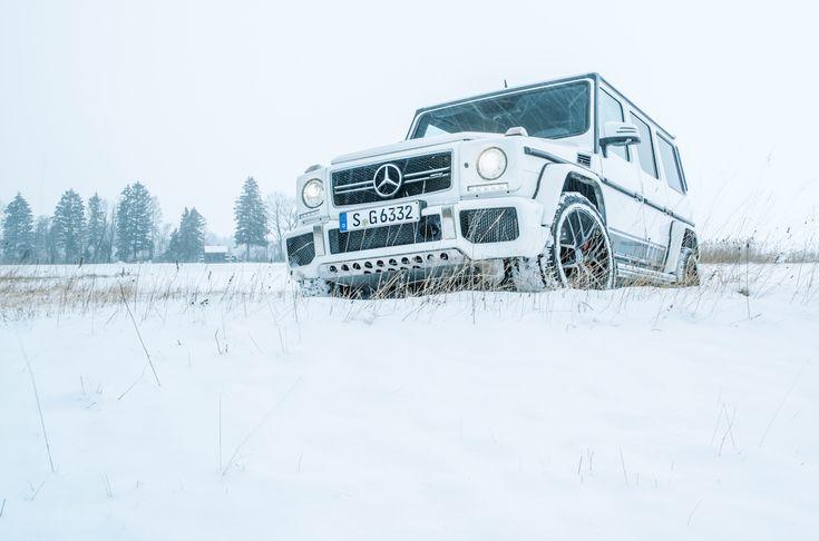 Mercedes-AMG G 63 tar dig dit ingen annan kan.  #MBPhotoCredit: @Photo_Paparella  #MBSocialCar