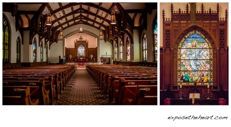 The Beautiful And Historic Sanctuary Of The First