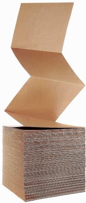 Kartonové proklady Jsou jednoduché formáty lepenek nebo jejich přířezy upravené pro snadnější  balení například rylováním nebo bigováním http://www.akart.cz/kartonove-proklady