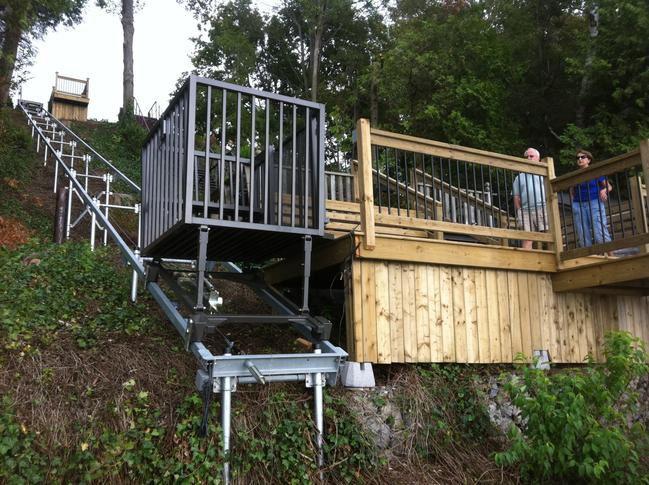 Marine Innovations Residential Hillside Lift It 39 S All