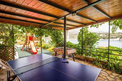 Chania holiday villa close to Loutraki beach
