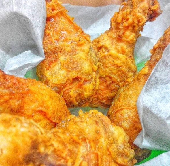 Φτιάξε Κοτόπουλο KFC Στο Σπίτι -- How To Make KFC Chicken At Home ~ greekista