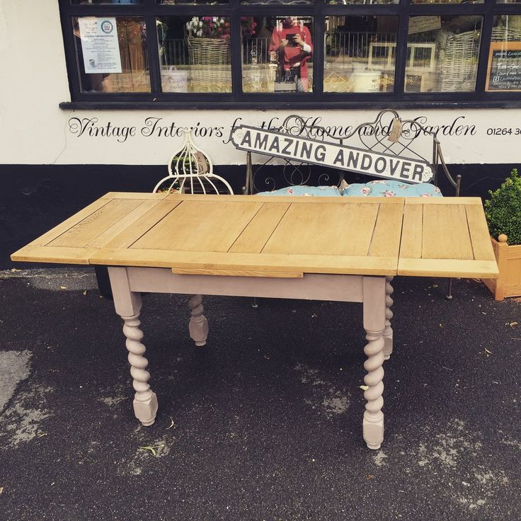 Vintage Table For Sale Andover Hampshire Shopsmall Xmasdinner