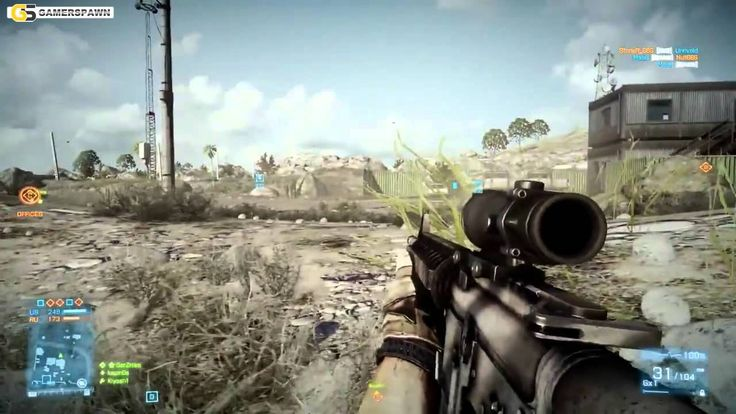 Battlefield 3 - Kharg Island Multiplayer Conquest