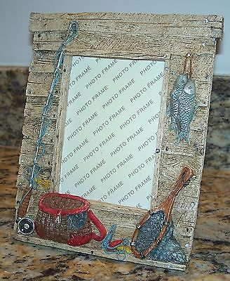 Fly Fishing Rod Picture Frame