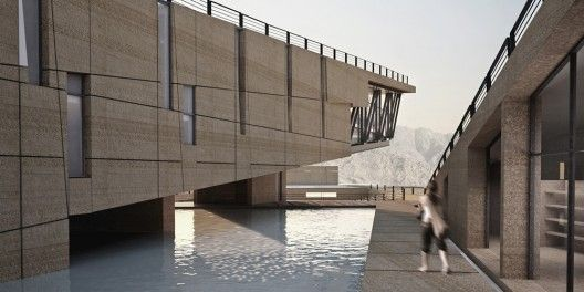 "Red Sea Institute of Cinematic Arts ""RSICA"" / Symbiosis Designs LTD | ArchDaily"