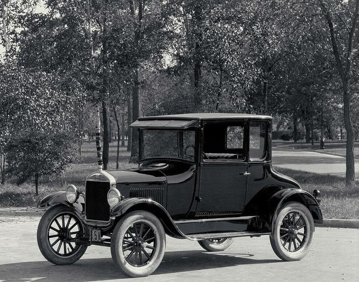 Model T Ford, c. 1912