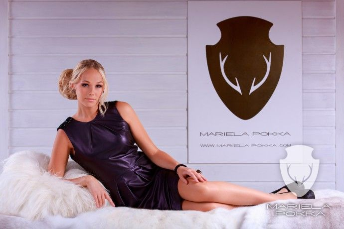 Discover fashion by Mariela Pokka made of exclusive and unique reindeer leather