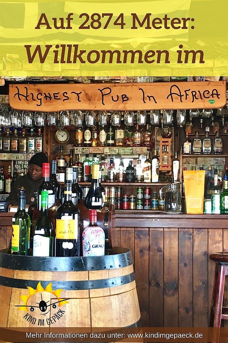 Der höchste Pub in #Afrika Ein Besuch nach dem #sanipass zwischen #südafrika und #Lesotho. Viele #Infos und #tipps #reisetips #africa