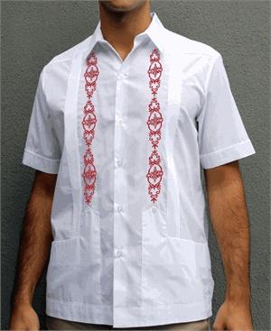 Mens Mexican Wedding Shirts