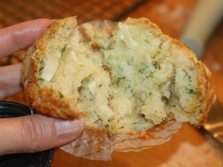Muffins cu branza de capra - Muffins cu branza de capra