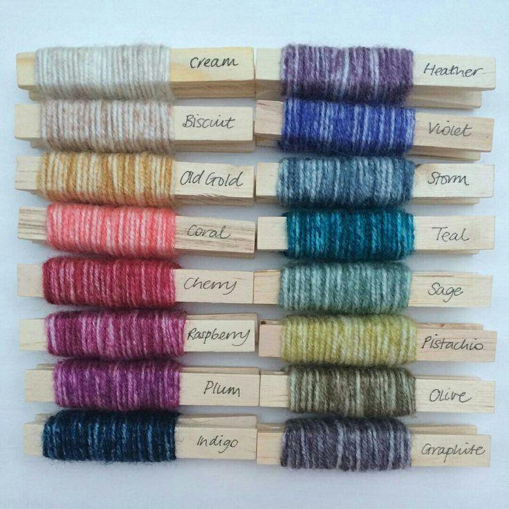 Stylecraft Batik Colours