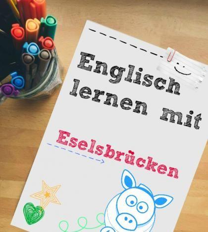 learning strategies (elaboration): Eselsbrücken zum Englisch lernen - Kaplan International