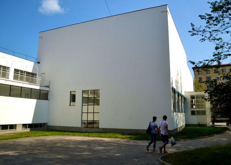 Alvar Aalto Library/ Vyborg/ Библиотека Алвара Аалто/ Выборг/ 1933-35/ Photo: Practicum Tours.