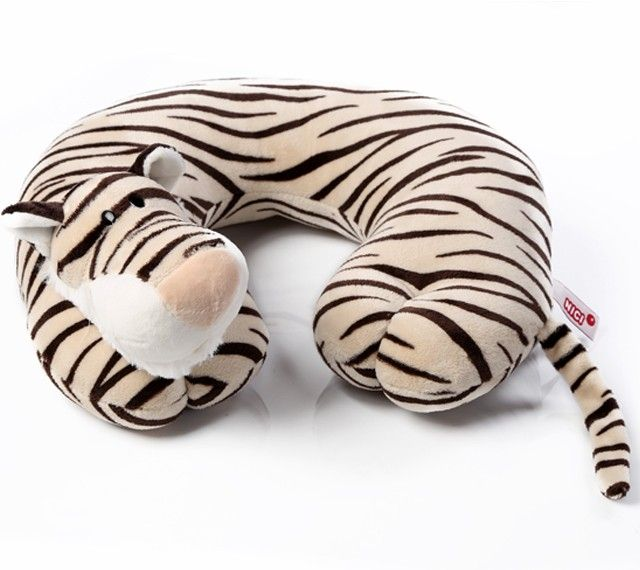 Neck Support Pillow Leopard