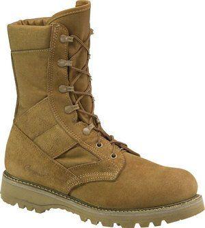 """Corcoran Men's 8"""" Desert Combat Boots, OLIVE MOJAVE, 9.5 - http://authenticboots.com/corcoran-mens-8-desert-combat-boots-olive-mojave-9-5/"""