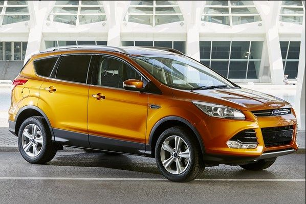 2015 Ford Kuga 2.0 TDCI http://www.fordautosas.it/auto/kuga