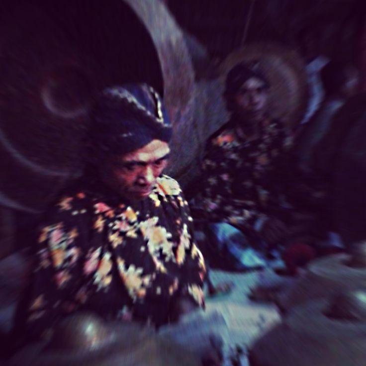 Gamelan Music Player -  Yogyakarta, Indonesia