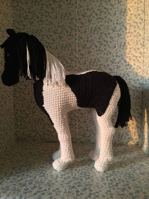 Best 25 Crochet Horse Ideas On Pinterest Diy Crochet