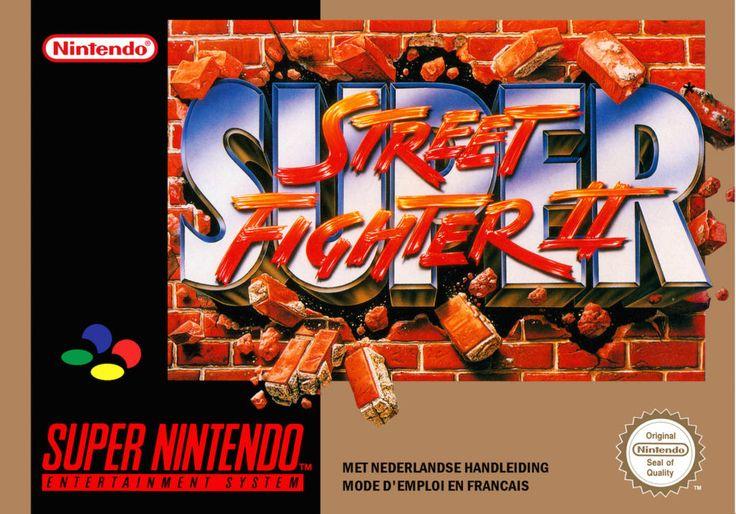 Super Street Fighter 2 - Super Nintendo - Acheter vendre sur Référence Gaming