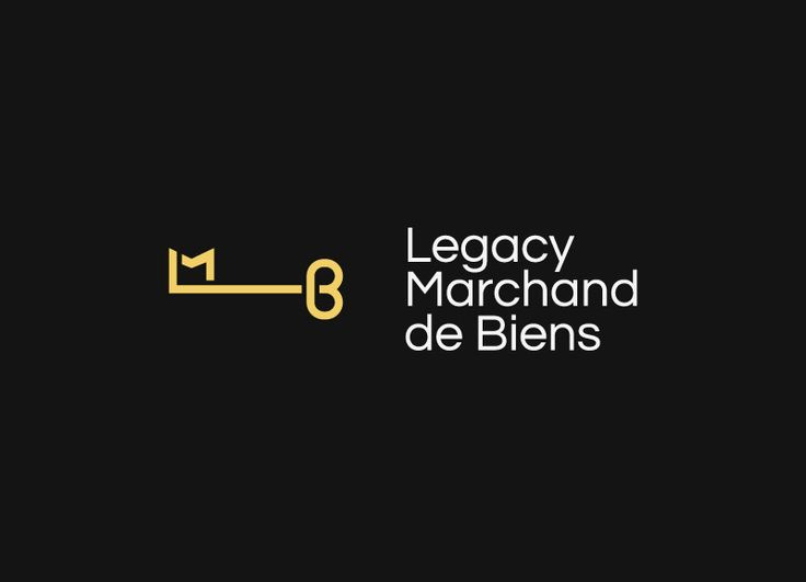 Legacy Marchand de Biens (real state) on Behance