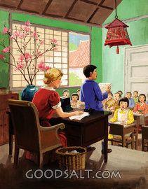 École japonaise