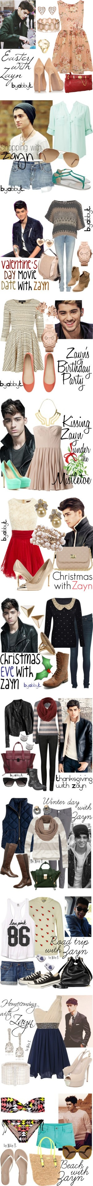 """Zayn Malik Inspired Fashion"" by abbytamase on Polyvore"