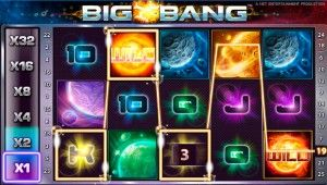 NetEnts splitternya spelautomat BigBang har anlänt till Lyckoskrapet.   Hämta hem 50 gratis och spela Big Bang redan idag!