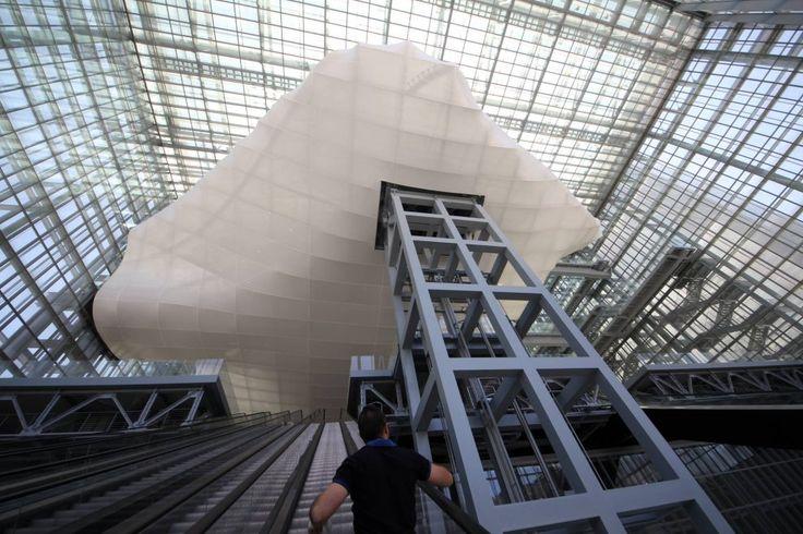 Roma, fine lavori per la Nuvola di Fuksas: il nuovo Centro Congressi