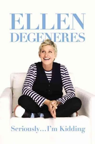 This is such a funny book. Love Ellen =)!@Overstock - The much-loved entertainer opens up about her personal life, her talk show, and joining the judges` table of American Idol.http://www.overstock.com/Books-Movies-Music-Games/Seriously...Im-Kidding-Hardcover/5766099/product.html?CID=214117 $15.71
