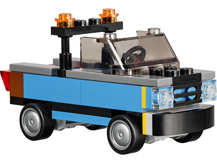LEGO Creator 31026: Bike Shop and Café: Amazon.co.uk: Toys & Games