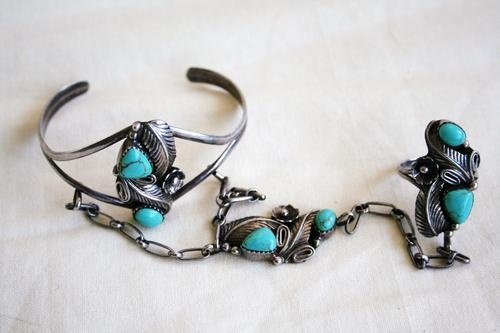 Native American Slave Bracelet