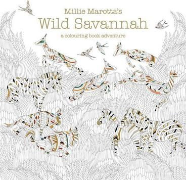 Millie Marottas Wild Savannah