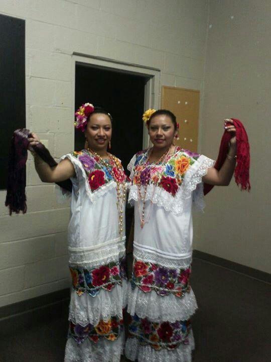 Yucatecas con orgullo!!
