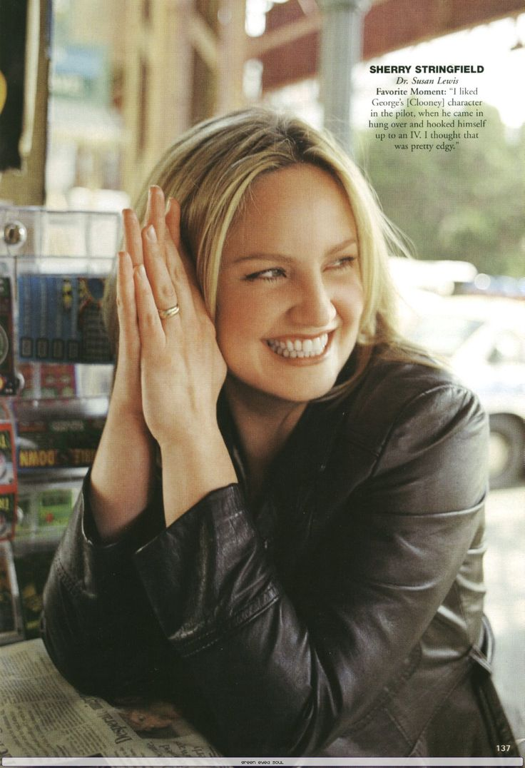 sherry stringfield urgences