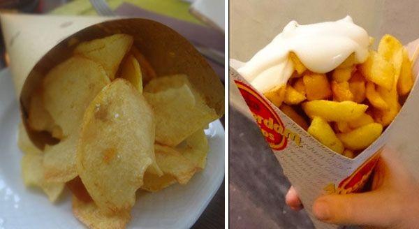 Una tira l'altra! Perchè non riesci a smettere di mangiare le patatine in busta? Ecco svelato il motivo - http://www.sostenitori.info/tira-laltra-perche-non-riesci-smettere-mangiare-le-patatine-busta-svelato-motivo/226947