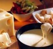 mennyei sajt fondue