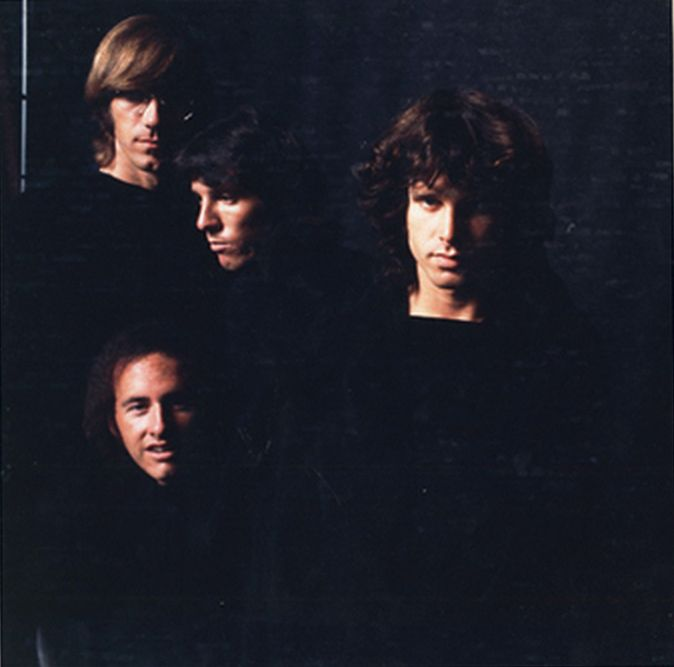 Doors Album cover Outtake by Joel Brodsky