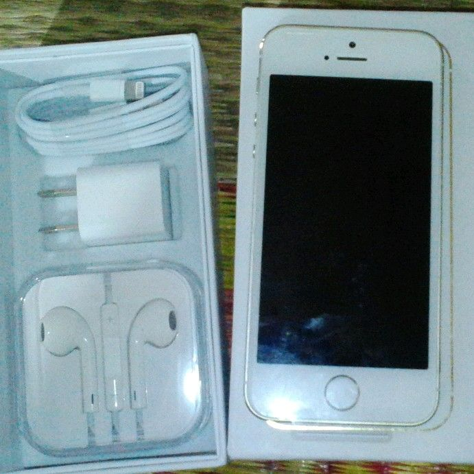 iphone 5s 32g gold world 99%