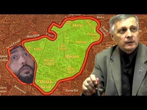 Сирийский Сталинград и автобусы для Паулюса. Аналитика Валерия Пякина