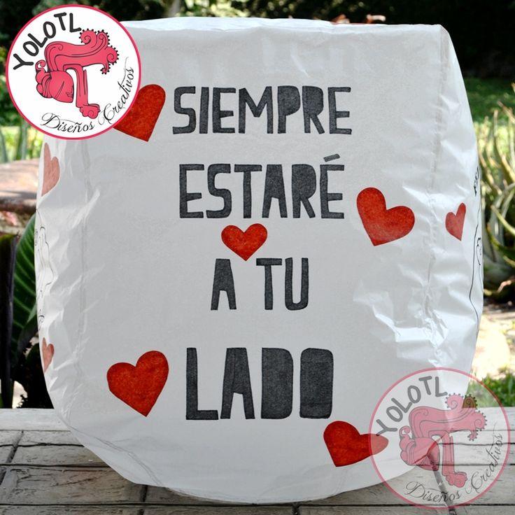 Globos de Cantoya 100% personalizables Envíos a todo México Más modelos en: http://on.fb.me/1v6zUd8