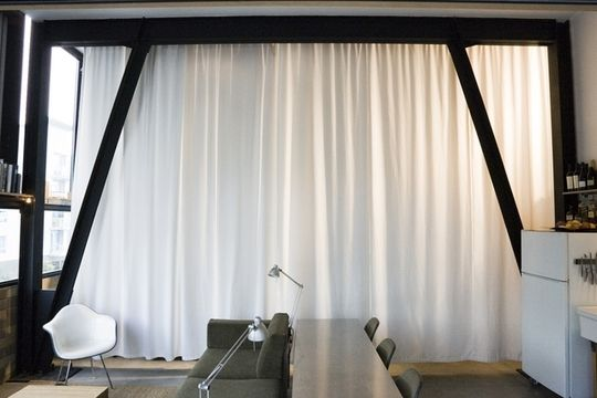 78 best images about room dividers on pinterest best decorate studio apartments macrame - Hanging room divider curtains ...