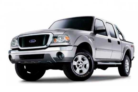 Ficha técnica completa do Ford Ranger Limited 3.0 Turbo 4x4 CD 2005