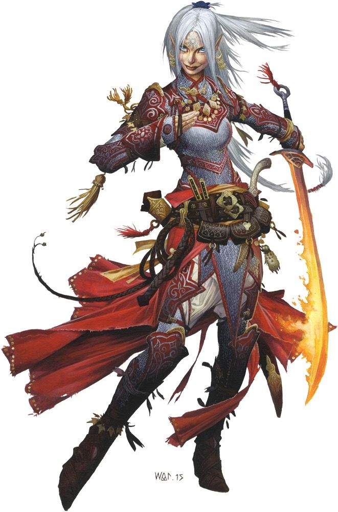 264 best Paizo Art images on Pinterest | Figure drawings ...