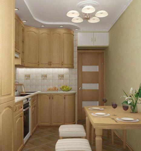 интерьер маленькой кухни - Поиск в Google