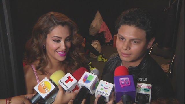 La supuesta pelea de Giovanni Medina y Ninel Conde (VIDEO)