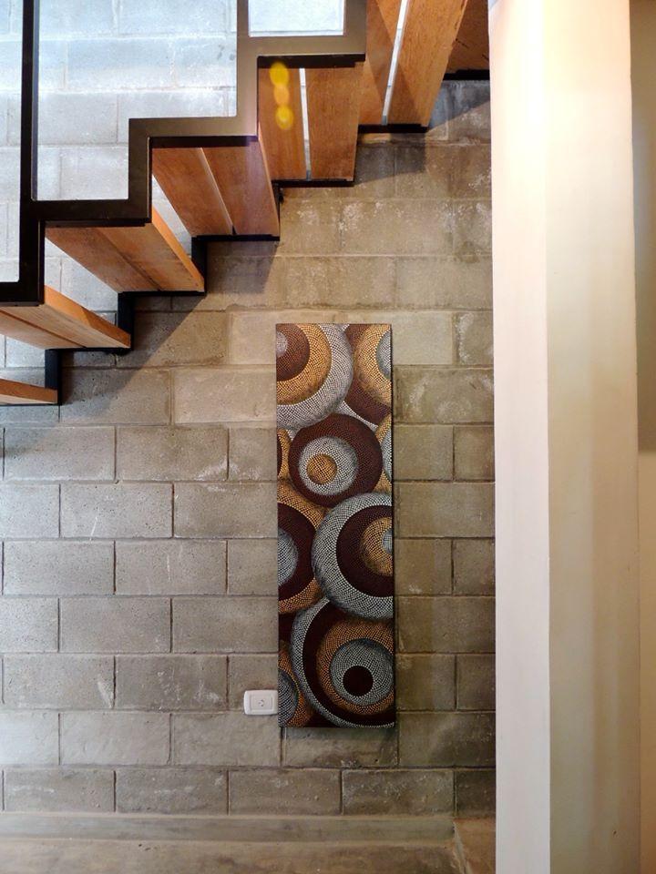 Casa en bloques de cemento zinc y madera - Casas de cemento y madera ...
