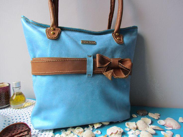 Bolso Monterosso Azul cielo